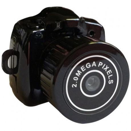 Appareil photo miniature caméra espion