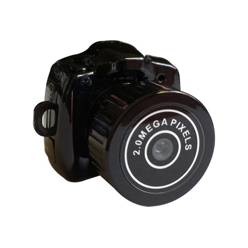 appareil photo miniature cam ra espion kitespion. Black Bedroom Furniture Sets. Home Design Ideas