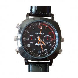 Montre camera espion HD 4Go