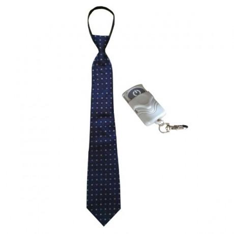 Cravate camera espion télécommandée 4Go