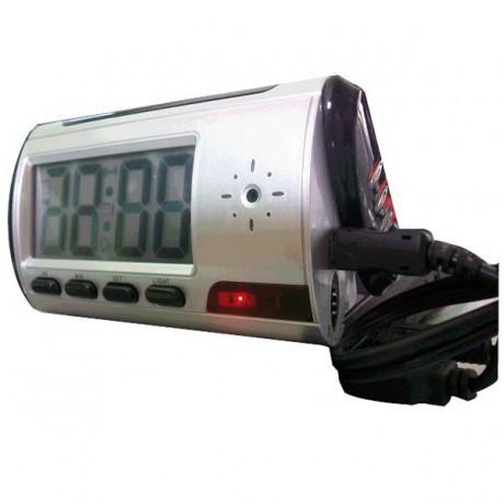 Réveil numérique espion télécommandé, fonction détection de mouvement