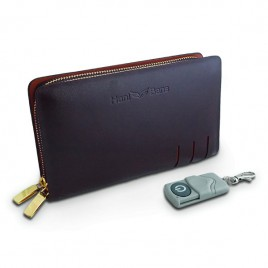 Portefeuille avec caméra espion 480P