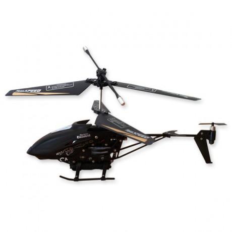 Hélicoptère télécommandé caméra espion