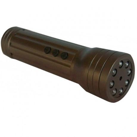 Lampe de poche camera espion