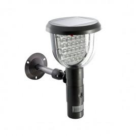 Lampe solaire caméra espion