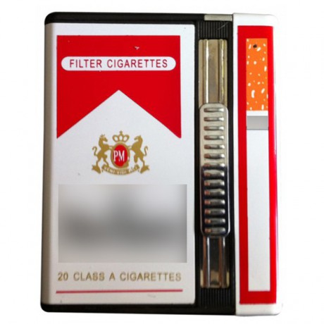 Paquet de cigarettes camera espion