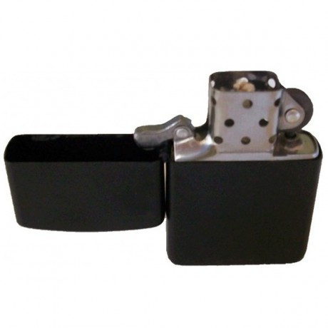 Briquet camera espion 2Go coque noire