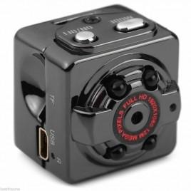 Micro caméra espion cachée à résolution Full HD 1080P et vision de nuit et