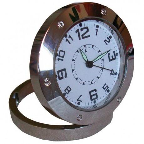 Horloge camera espion