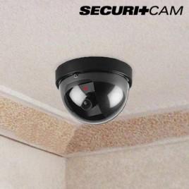 Dôme de surveillance factice