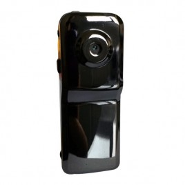 Caméra métal avec détecteur de voix