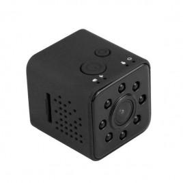 Caméra de surveillance miniature à vision à infrarouge avec étui Waterproof Wifi 10m