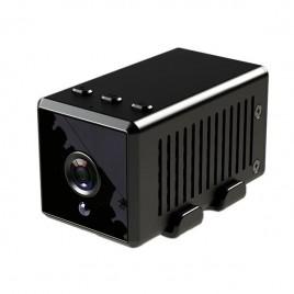 Mini caméra de surveillance 1920 x 1080P Wifi détecteur de mouvement haut-parleur et microphone