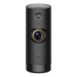 Caméra de surveillance cylindrique IP 720p vision à infrarouge Wifi noire