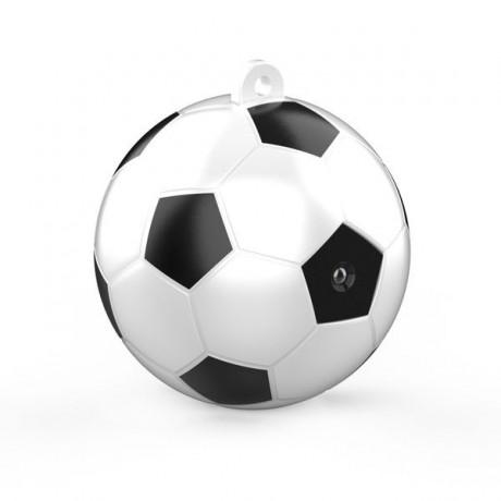 Ballon de foot à caméra espion 1080P à détection de mouvement
