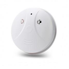 Détecteur de fumée à caméra espion HD 1080P Wifi à détection de mouvement