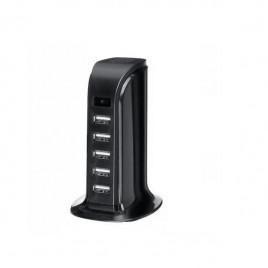 Hub USB 5 ports à caméra espion détection de mouvement Wifi IP