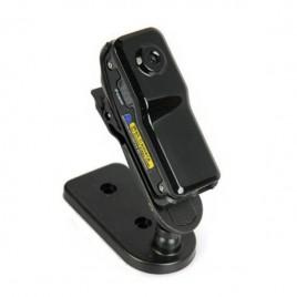 Caméra de surveillance miniature 640 x 480P Wifi à détecteur de mouvement
