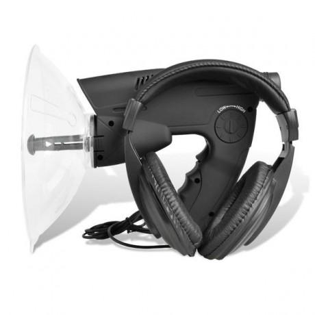 Amplificateur de son pour écoute à distance avec jumelle x8