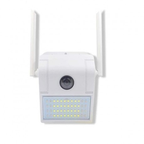 Lampe pour extérieur à caméra de surveillance Full HD 1080P Wifi IP