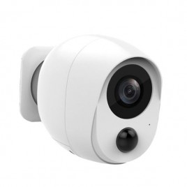 Caméra de surveillance waterproof système audio bidirectionnel