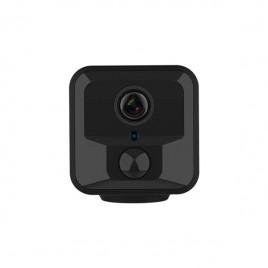 Caméra de surveillance 1080P WiFi infrarouge et détecteur de mouvement
