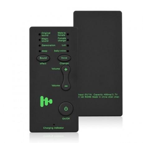 Modificateur de voix instantané pour Smartphone (8 voix)