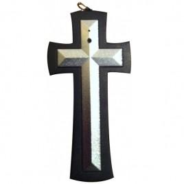 Collier pendentif croix caméra espion 4Go