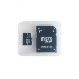 Micro carte SD d'une capacité de 16Go
