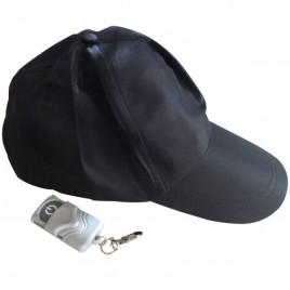Casquette caméra espion 4Go télécommandée
