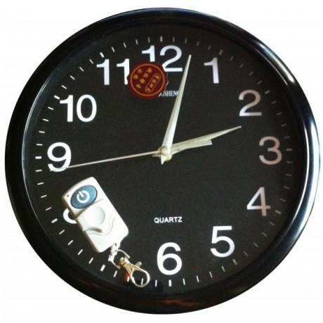 Horloge murale caméra espion 4 go télécommandée