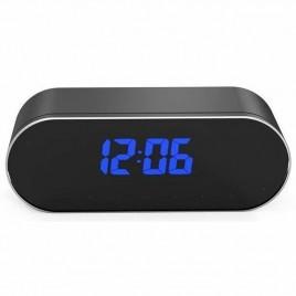Réveil matin mini caméra espion haute definition 1080P Wifi vision de nuit