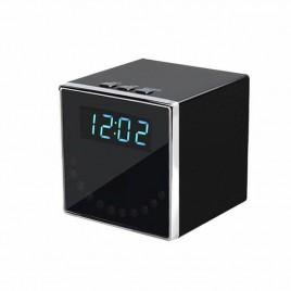 Réveil mini caméra Full haute définition 1080P Wifi vision à infrarouge et détecteur de mouvement