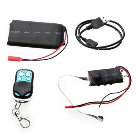 Module micro caméra espion haute résolution Full HD 1080P avec télécommande