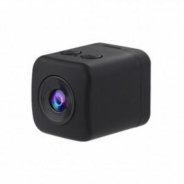 Micro caméra espion résolution Full HD vision nocturne noire et détecteur de mouvement