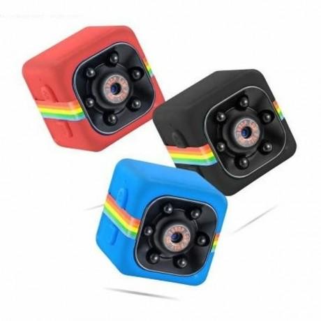 Mini caméra cachée avec résolution Full HD 1080P à vision de nuit et détection de mouvement