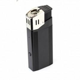 Briquet avec mini caméra espion avec une résolution de 1080P full haute definition