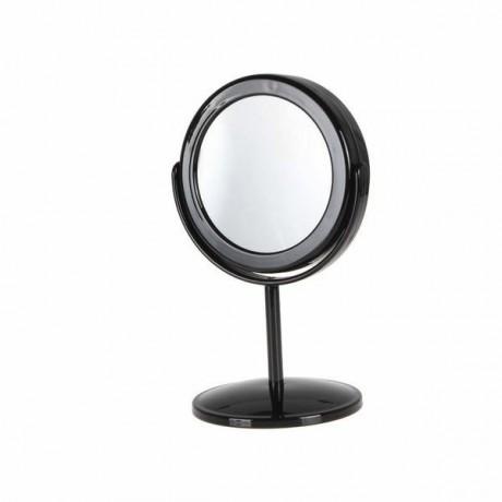 Miroir rond avec pied avec mini caméra espion télécommandée et détecteur de mouvement