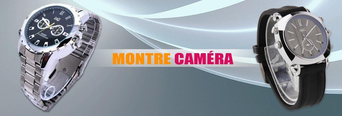 Montre caméra